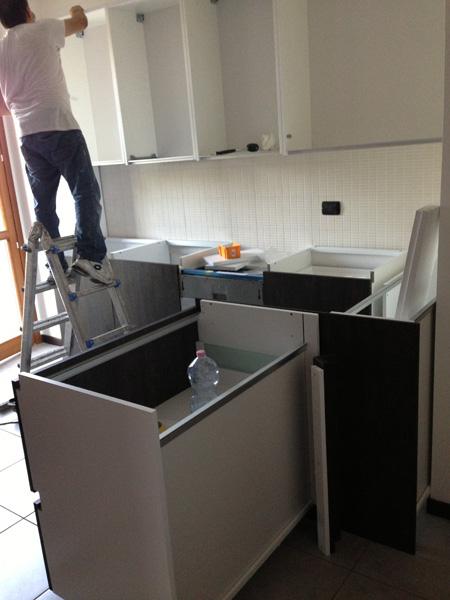 Arredamento cucina 1 edil arredo milano - Cucina ad induzione consumi ...