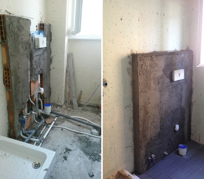 Impianto bagno fabulous emejing impianto bagno fai da te photos new home design with impianto - Impianto elettrico in bagno ...