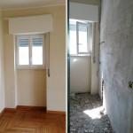 Ristrutturazione appartamento Milano Formazione secondo bagno 1