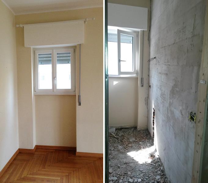Ristrutturazione Appartamento Milano 2 - Edil Arredo Milano