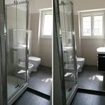 Ristrutturazione appartamento Milano Formazione secondo bagno 5