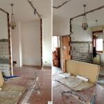 Ristrutturazione appartamento Milano Soggiorno 0
