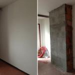 Ristrutturazione appartamento Milano Soggiorno 1