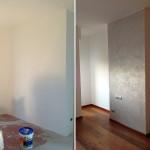 Ristrutturazione appartamento Milano Soggiorno 2