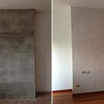 Ristrutturazione appartamento Milano Soggiorno 3