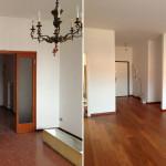 Ristrutturazione appartamento Milano Soggiorno 4