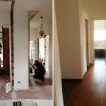 Ristrutturazione appartamento Milano anticamera 2