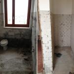 Ristrutturazione appartamento Milano bagno principale 0
