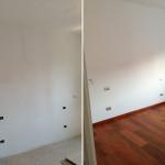 Ristrutturazione appartamento Milano camera letto 1