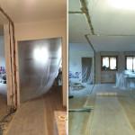 demolizione parete 1